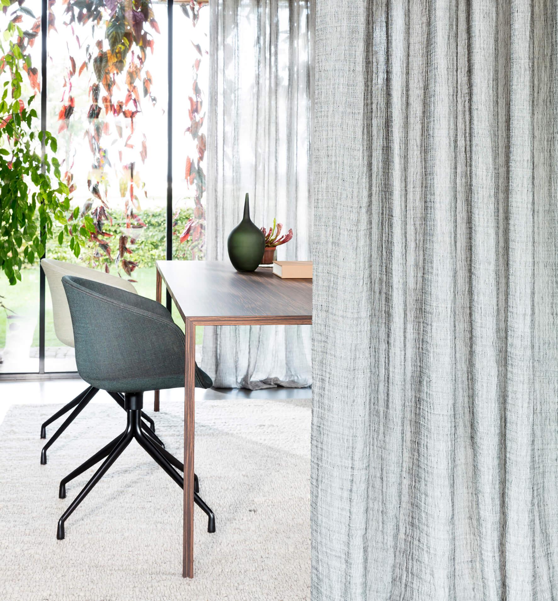 Raamdecoratie | Tjeu Linssen Mode in wonen en slapen