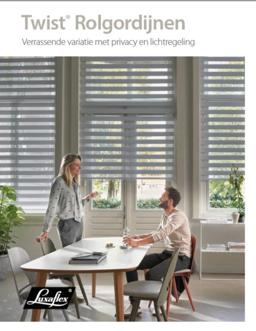 Brochure-Luxaflex-Twist®-Rolgordijnen